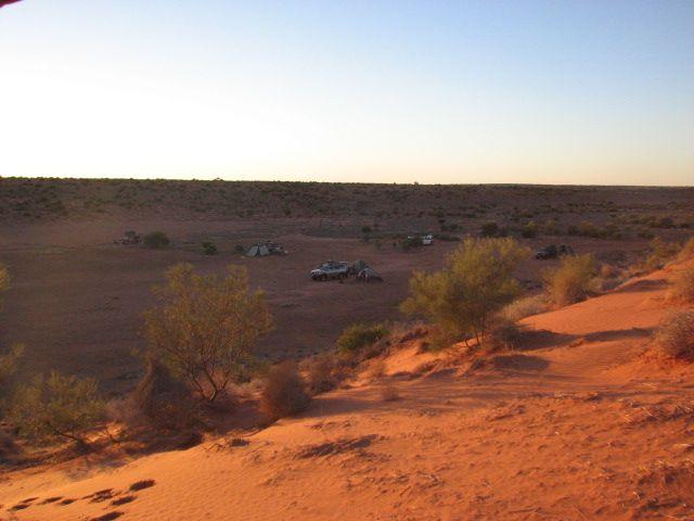 Tagalong Tour Simpson Desert April 2013 089